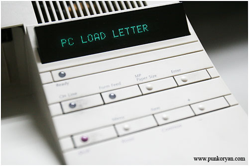 Office Space pc Load Letter to pc Load Let Office Space
